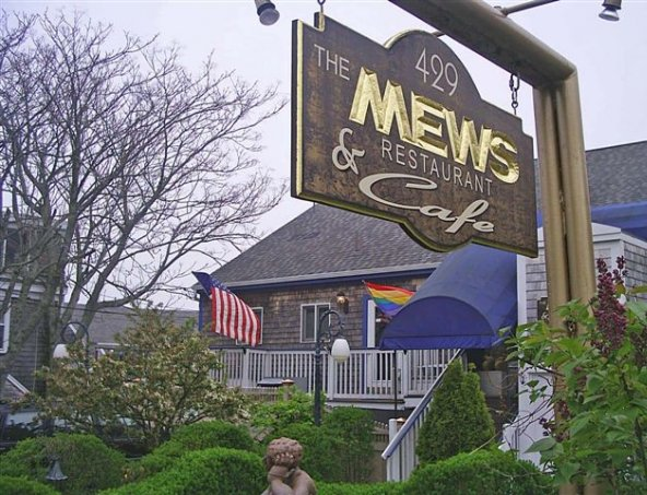 The Mews Restaurant and Cafe